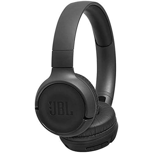 chollos oferta descuentos barato JBL Tune500BT Auriculares supraaurales inalámbricos con conexiones multipunto y asistente de voz batería de 16 h negro