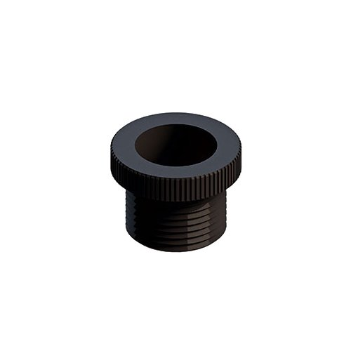 ACE GLASS 7506-05 Ace-Thread Nylon Bushing, No O-Ring, Accepts 12.5-14 mm OD Tubing, 15 mm Diameter by ACE Glass