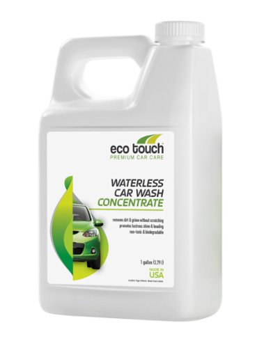 Eco Touch (WCW1GC) Waterless Car Wash Concentrate - 1 Gallon by Eco Touch