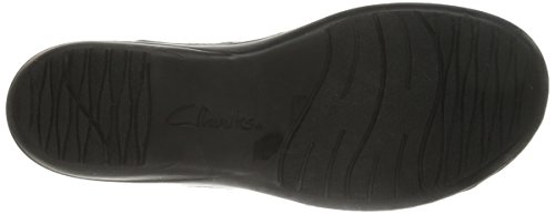 Loafer Clarks Women's Leather Evianna Mix Brown Tumbled rOawBOzn