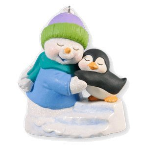 Snow Buddies #13 In Series 2010 Hallmark Ornament
