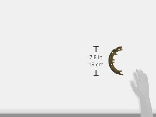 Triscan 810013033 Bremsbackensatz Feststellbremse