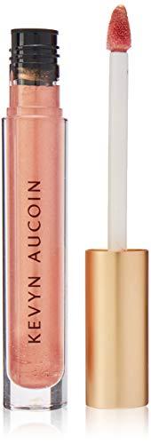 Kevyn Aucoin The Molten Lip Color Metals, Rose Gold, 0.14 Fluid Ounce