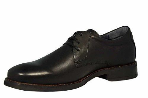 Wolky Comfort Schnürschuhe 02180 Santiago 30000 schwarz Leder