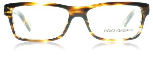 Dolce & Gabbana DG3129 Eyeglasses-2597 Striped ()