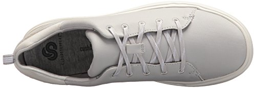 Medium Step Light Lo Clarks Perfed 9 5 Microfiber Women's Sneaker Verve Us Grey 5UXxxqZ