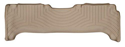 WeatherTech Custom Fit Rear FloorLiner for Lexus LX470, Tan