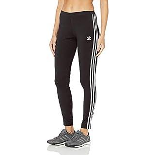 adidas Originals Women's 3 Stripes Legging, Black, S