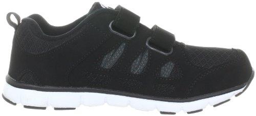 Bruetting Spiridon Fit V 591015 - Zapatillas de deporte de nailon para niño Negro
