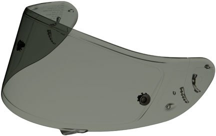 Shoei CWF-1 Pinlock Face Shield with Tear-Off Posts for X-Twelve, RF-1100, Qwes - One Size