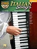 Hal Leonard Italian Songs - Accordion Play-Along Volume 5 Book/CD