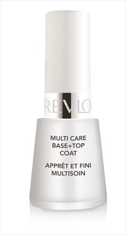 Revlon Nail Care - Revlon Multi Care Base & Top Coat [965] 0.5 oz (Pack of 2)