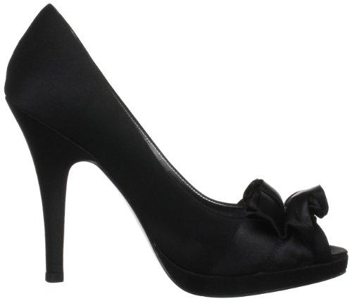 Donna Nero Col Bridal Speciality Tacco Ctas Scarpe black Nina IYqw044