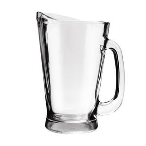 Anchor Beer Wagon Pitcher, 55oz, ClearANH 1155UR