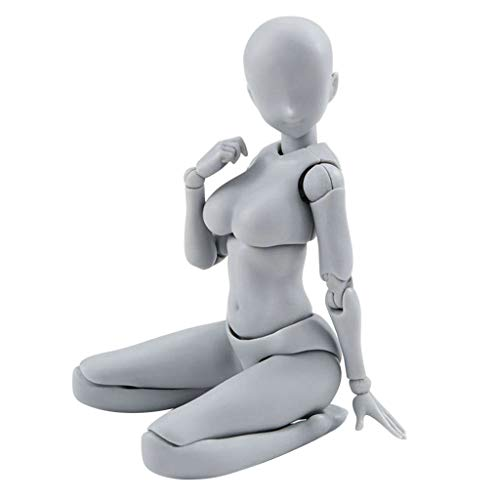 Yu2d  Drawing Figures for Artists Action Figure Model Human Mannequin Man Woman (Best Only Mannequins® Maternity Pillows)