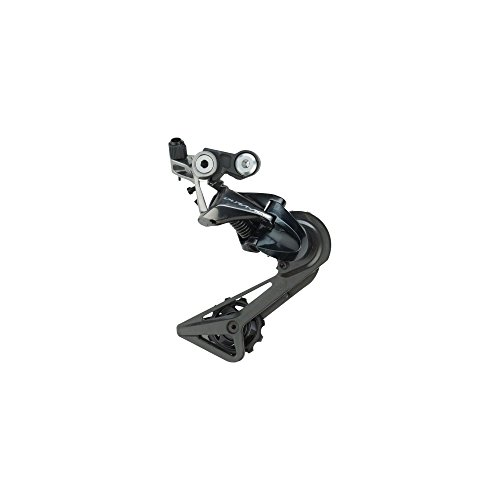 SHIMANO Dura-Ace RD-R9100 11-Speed Rear Derailleur Black, One Size (Shimano Dura Ace Groupset)