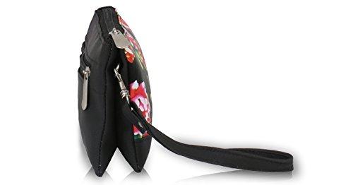 femme Noir Pocket Pick noir pour Pochette zqIOtCwx