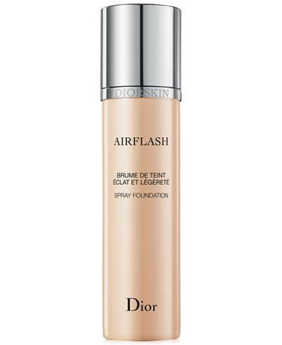 Dior Backstatge Pros Airflash Spray Foundation # 100 Airbrushed Radiance 2.3 Oz