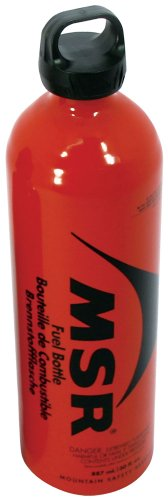 MSR Liquid Fuel Bottle, 30-Ounce