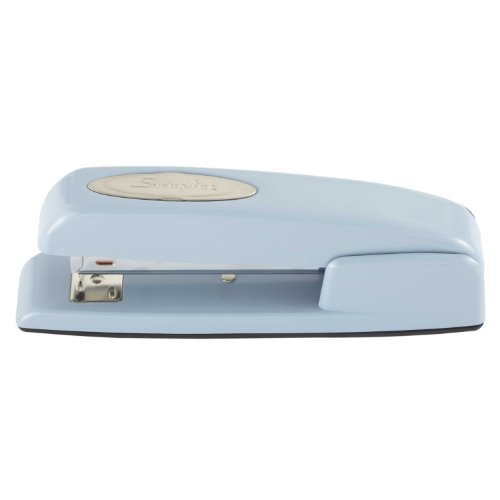 Swingline Stapler 747 Manual 25sheet Office Desktop Sky Blue 74722 (Large Image)
