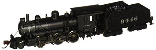 Bachmann Industries ALCO 2-6-0 ATSF 9446 Steam Locomotive Car -  51754