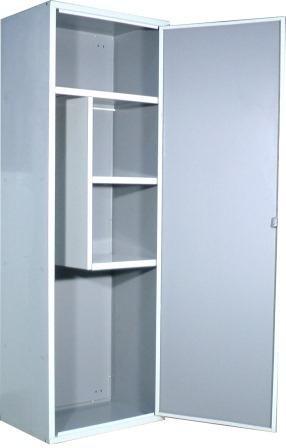 SecureBay Armadio Portascope Linea Mare Alluminio Bianco ...
