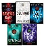 Power of Five Books Collection 5 Books Set by Anthony Horowitz Author of Alex Rider (Raven's Gate, Evil Star, Night Rise, Necropolis, Oblivion)