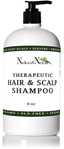 Shampoo Oil Neem - Neem Scalp Shampoo (8 Ounce)