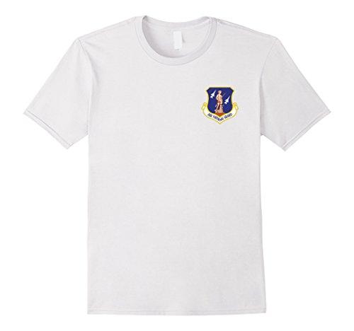 Mens AIR NATIONAL GUARD LOGO T-SHIRTS Large White