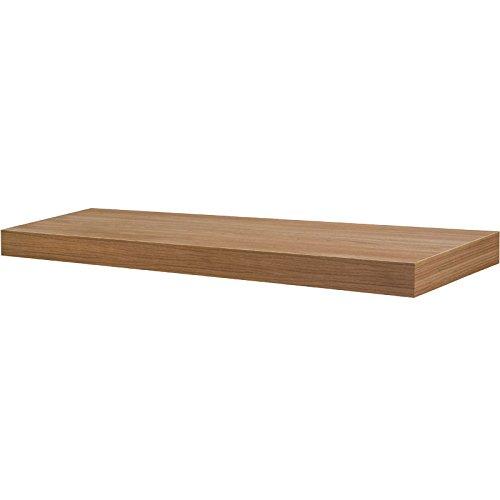 35.5 Inch Big Boy Shelf (Natural) (35.5''H x 2''W x 10''D)