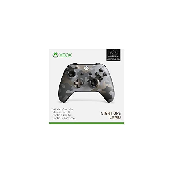 Xbox Wireless Controller – Night Ops Camo Special Edition 7
