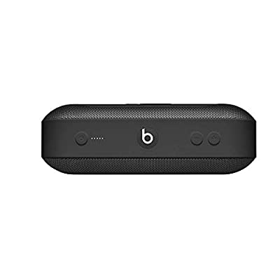 Beats Pill+ Portable Wireless Speaker – Stereo Bluetooth, 12 Hours Of Listening Time, Microphone For Phone Calls – Black