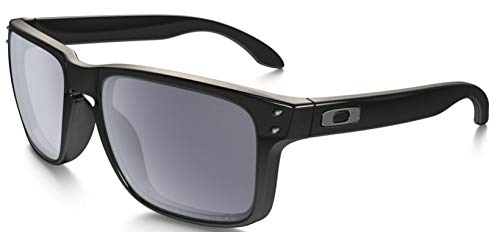 Frame Polished Gray - OO9102 (02) Polished Black/Gray Polarized 55mm