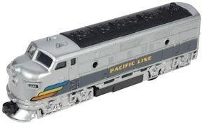 Diecast Train Engine - Toysmith Classic Diesel Train