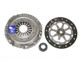 Porsche Boxster S (00-04) Clutch KIT Disc Plate Bearing friction rotor ()