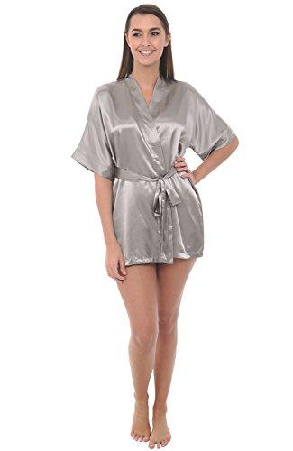 del-rossa-womens-satin-robe-short-dressing-gown-large-mercury-a0754mrclg