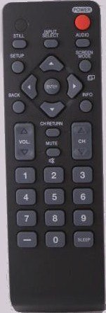 Remote Control Unit / SYLVANIA / Emerson - NH000UD