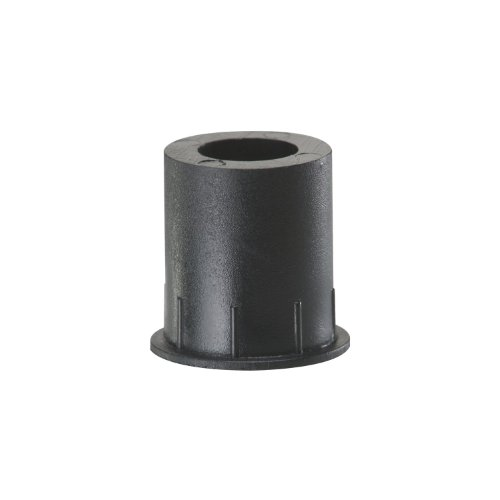 Deckorators 74815 Round Baluster Connector, Plastic, Black