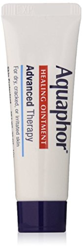 Eucerin Aquaphor Healing Ointment, 2 Count Package (Pack of 3)