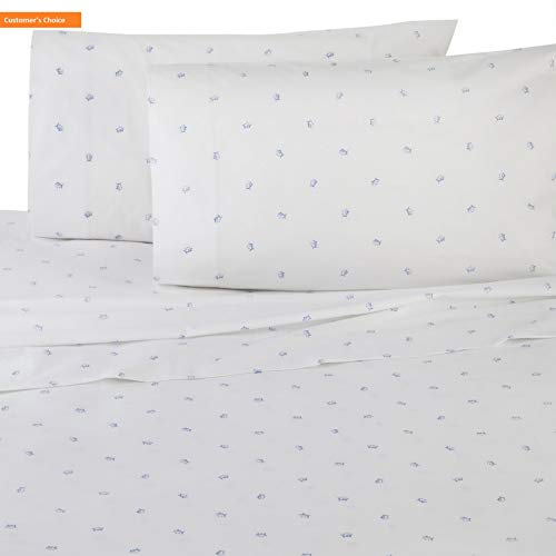 - Mikash New Soft Southern Tide Tossed Skipjack Sheet Set, Twin XL, Blue | Style 84600947