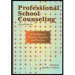 Professional School Counseling: A Handbook of Theories, Programs, and Practices