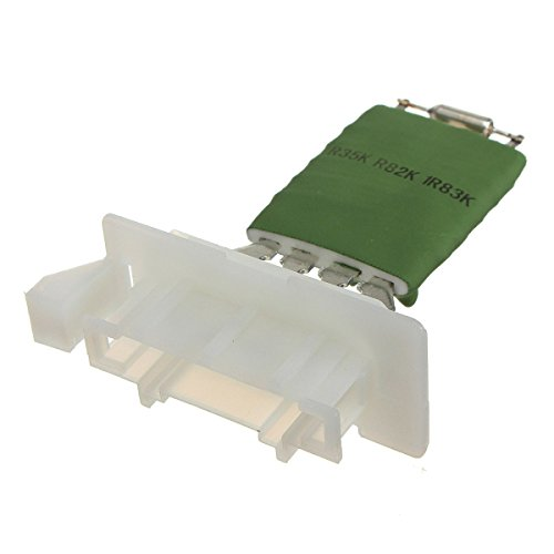 Pigloo 1k0959263a Heater Blower Motor Fan Resistor: