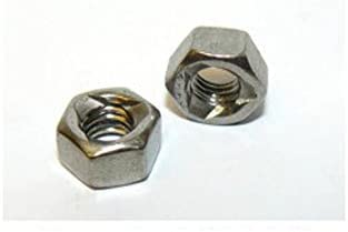 M16 A4 Stainless steel prevailing torque self lock nut DIN980