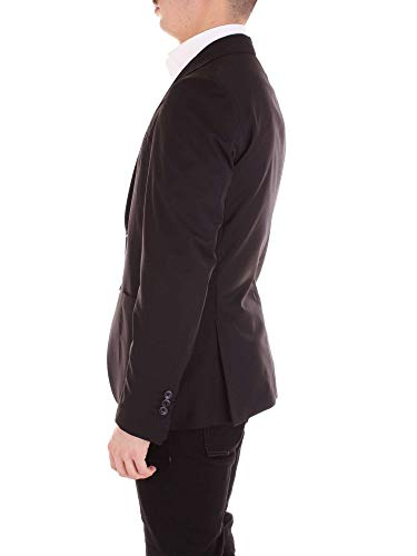 Laine Homme Blazer Noir Laboratori Ga0126black Italiani wZqSnFI