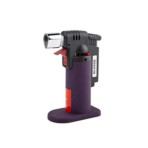 - Blazer - Firefox Mini - Refillable Butane Torch - (Purple)
