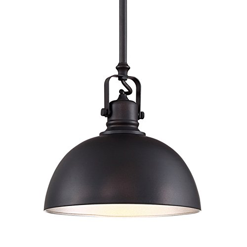 Industrial Dome Pendant Light in Florida - 1