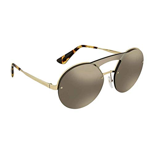 Prada Sunglasses Round - Prada Women's Cinema Round Brow Bar
