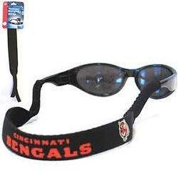 Cincinnati Bengals Neoprene NFL Sunglass - Cincinnati Sunglasses