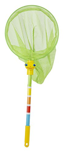 Melissa & Doug Sunny Patch Giddy Buggy Bug-Catching Net