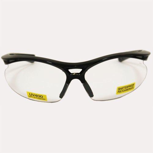 clear-lens-high-performance-lightweight-protective-safety-glasses-black-frame-ansi-z871-rubber-nose-